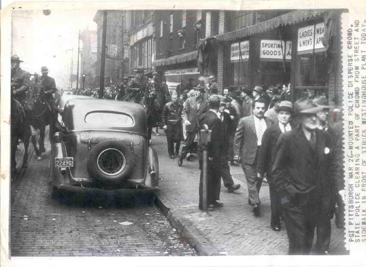 1946 Strike Photos